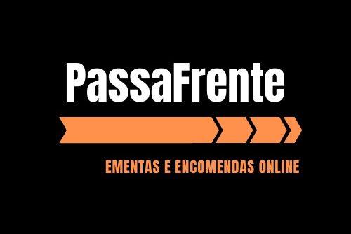 PassaFrente - Ementa Digital